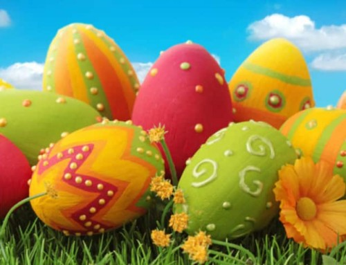 Easter Egg Hunt with Howard Hanna Realty