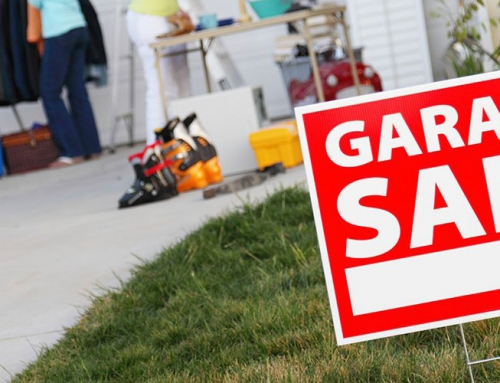 Bayberry Garage Sale Participants – September 16