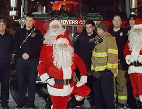 Event: Annual Santa Visit